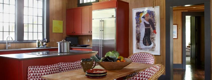 Современная кухня немыслима без кухонного уголка