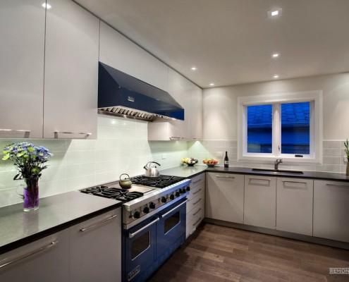 Классические цвета на кухне