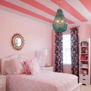 Розовая спальня для принцессы