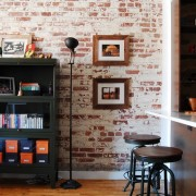 Стильный декор стены