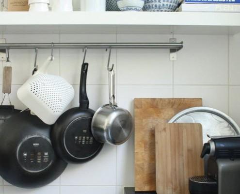 Кухонная утварь холостяка