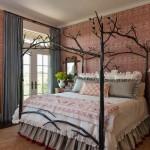 Актуальные новинки в дизайне штор для спальни