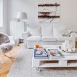 Квартира в белом цвете – образец совершенства и гармонии