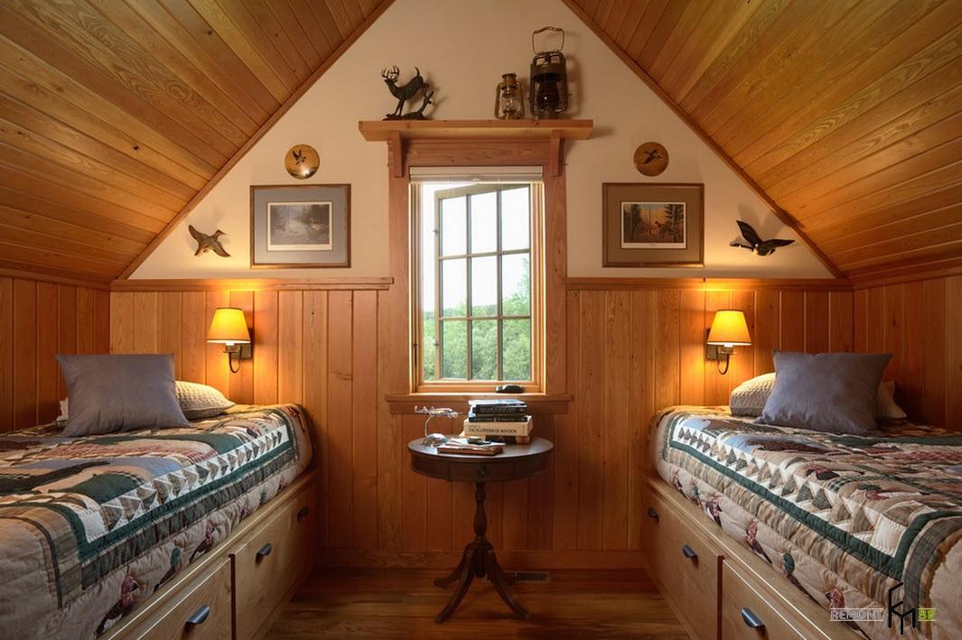 Спальня на двоих