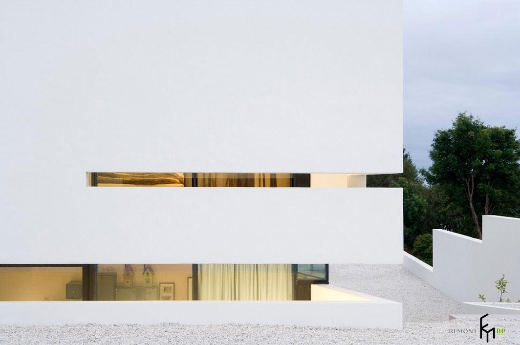 Белоснежный дом