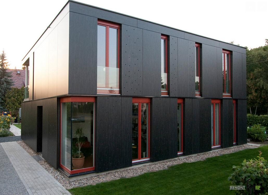 Прогрессивный дом