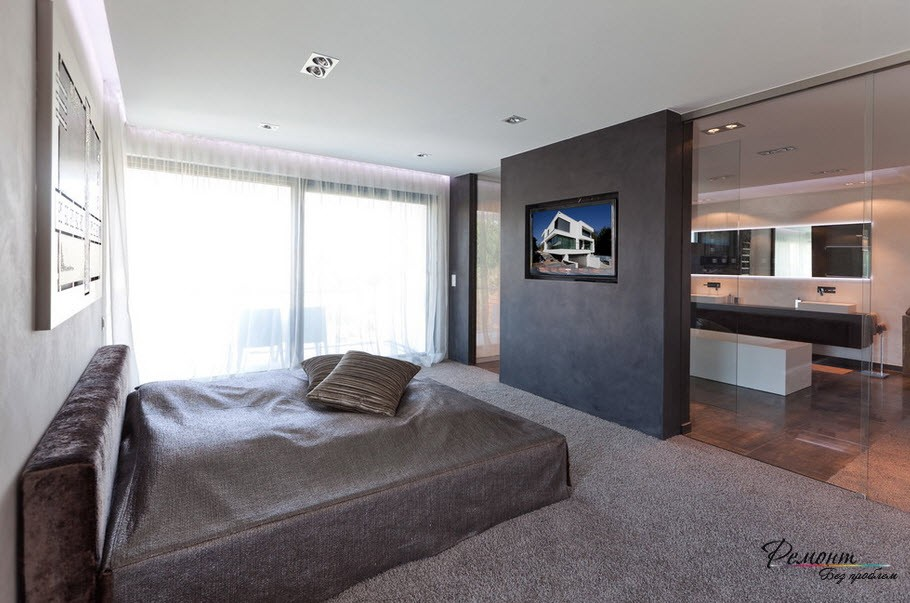 - Tv im schlafzimmer ...