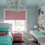 Необычное направление дизайна – детская комната в сером цвете