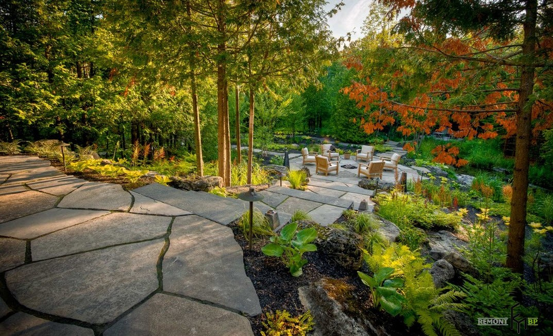 Загородный пейзаж