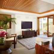 100 лучших вариантов оформления деревянного потолка