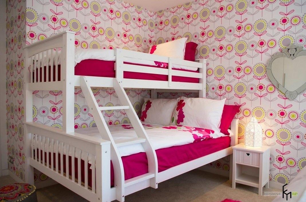 Двухэтажная кровать своими руками фото