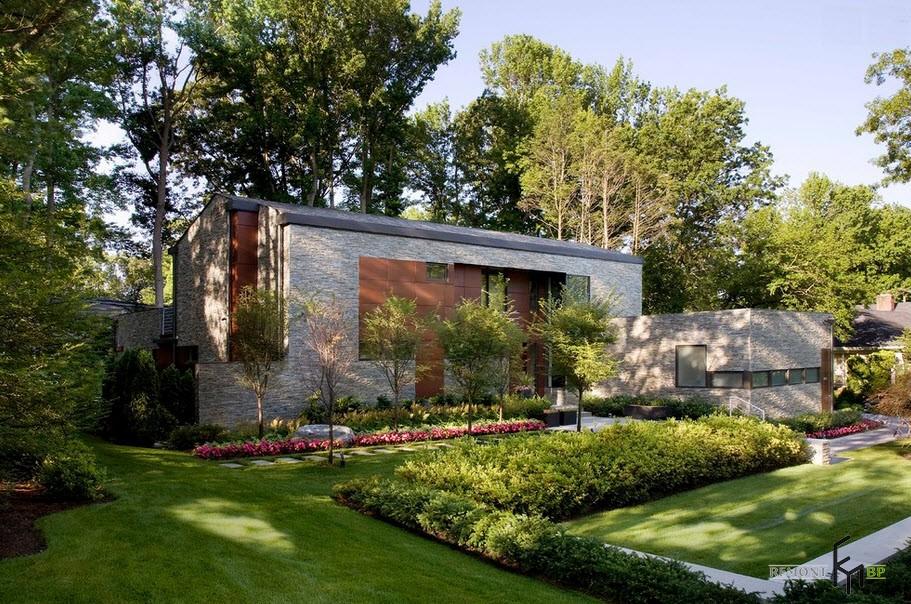 Красивые дачные участки и загородные домики: оформление и стилистика на фото