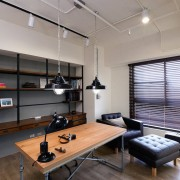 Рабочий стол прямоугольной формы