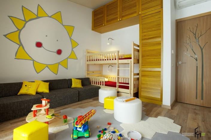 Дизайн гостиной бюджетный вариант