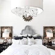Лампы для белоснежного интерьера