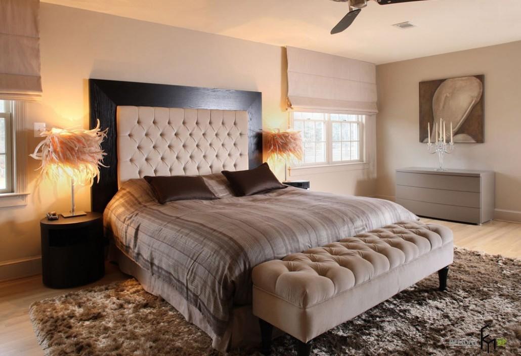 Как сделать кровать для спальни своими руками видео