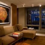 Стильный интерьер в квартире 60 кв.м