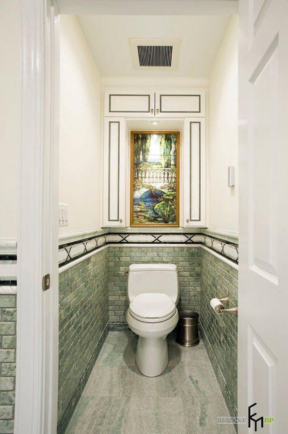 идеи туалета маленького фото для