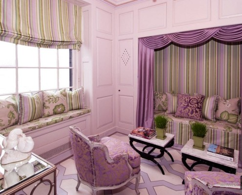 Розовый будуар