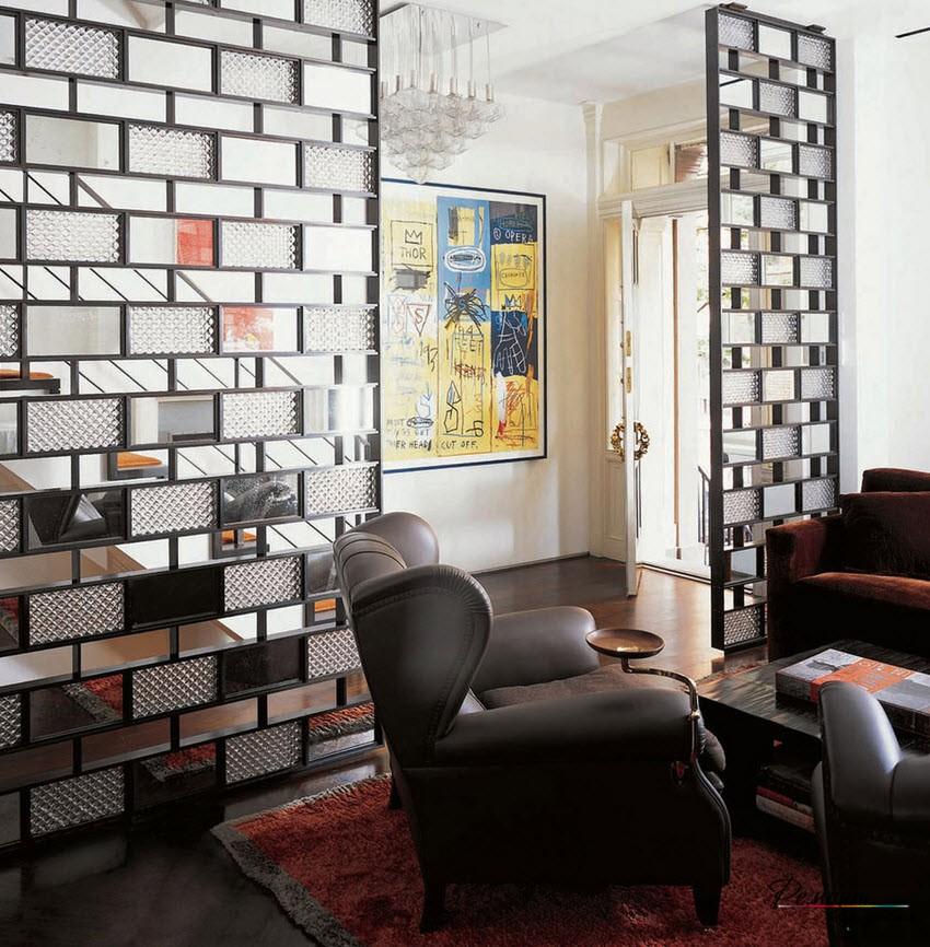 Стильный интерьер гостевой комнаты