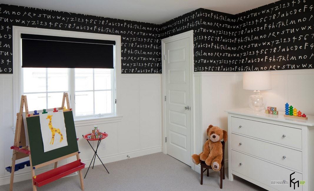 Игровая комната для ребёнка