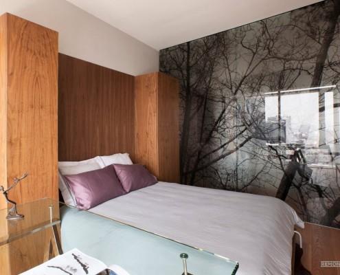 Спальная зона в квартире