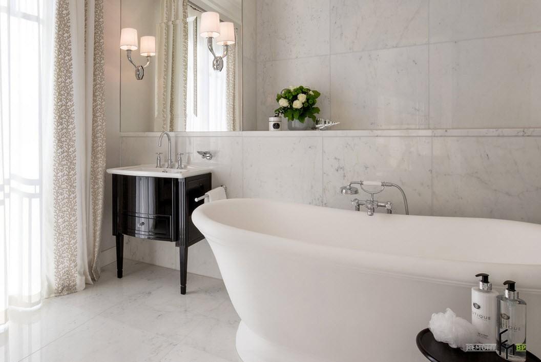 Изысканая ванная