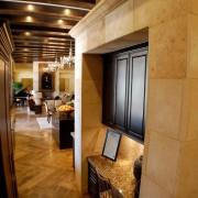 Нижний этаж роскошного особняка