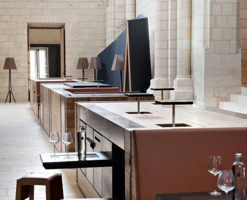 Мебель в монастыре