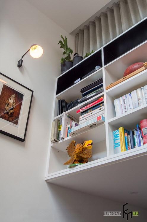 Система хранения для книг и мелочей