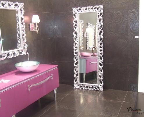 Зеркало в классическом стиле