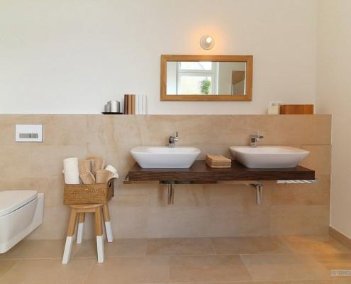Зона ванной комнаты