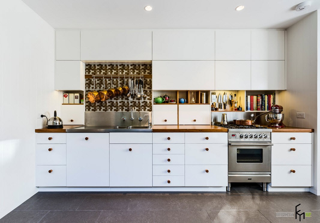 Оформление кухни в стиле Прованс
