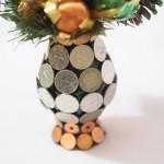 Оригинальный декор вазы своими руками: пошаговая инструкция